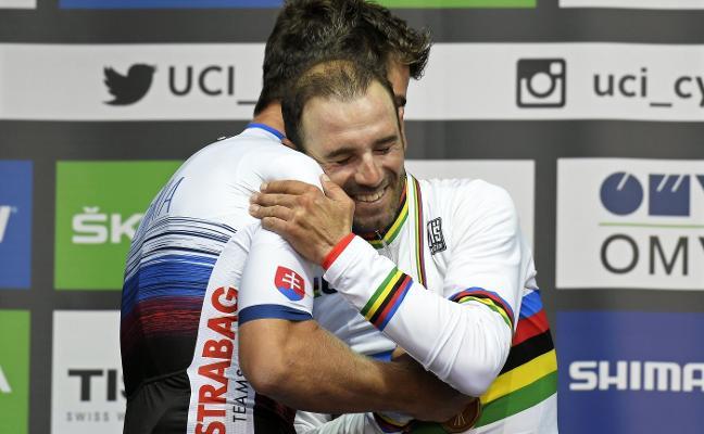 Alejandro Valverde: «Tenía que darlo todo por ellos»
