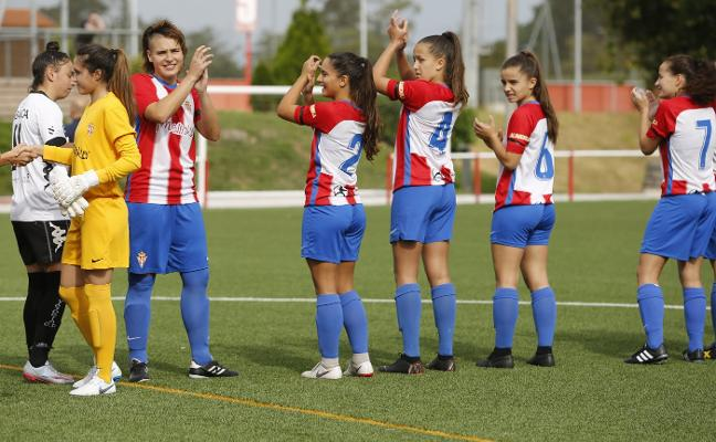 El Sporting y el Oviedo no aflojan