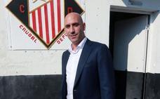 «Luis Enrique tiene un deseo tremendo de triunfar con la Selección»