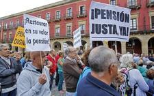 «Nos hemos ganado a pulso unas pagas dignas», claman los pensionistas
