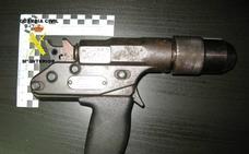 Detenido en Tineo con siete armas de fuego