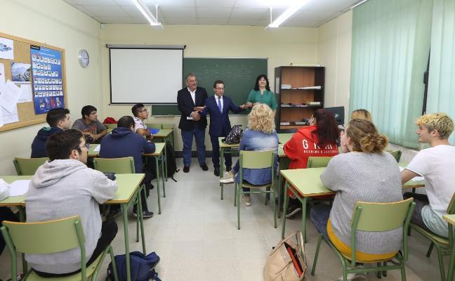 Arranca la educación de adultos, que el pasado curso tuvo 1.372 estudiantes en Avilés