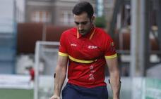 Adri Castro llega a la Copa del Mundo de Fútbol para Amputados