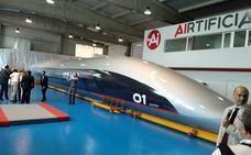 Cádiz da un salto en la carrera por el Hyperloop, el tren del futuro