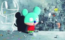 Edgar Plans cuelga su obra en Italia, Corea y Suecia