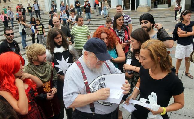 El Aula de Cultura asturianiza la saga 'Juego de Tronos'