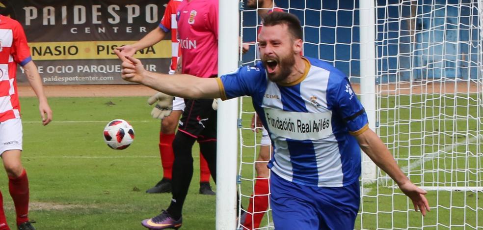 «Con 31 años ya no esperaba jugar en Tercera»