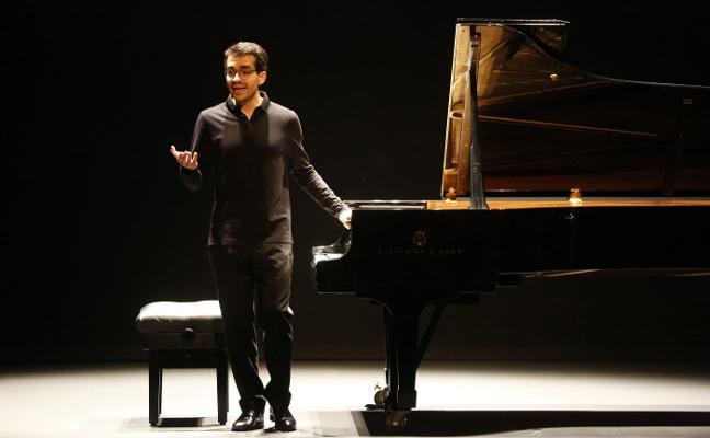 Un pianista en la cumbre
