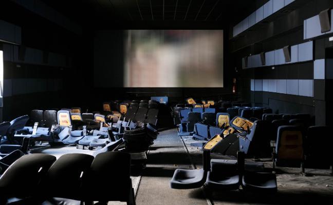 Los Cines Centro, al desguace