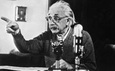 A subasta la carta en la que Einstein niega la existencia de Dios
