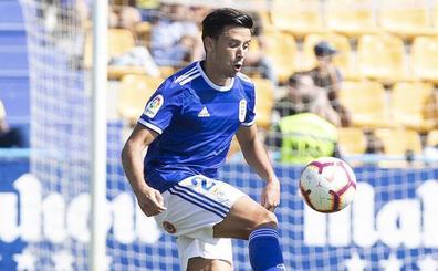 Real Oviedo: Competición desestima el recurso por la amarilla a Javi Muñoz