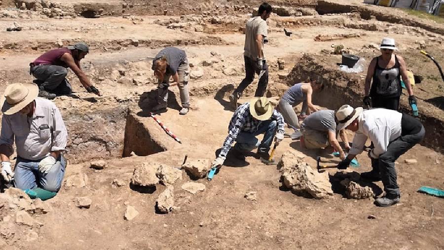Descubierto en Cuenca el salón de recepción más grande del Imperio Romano