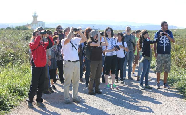 El Aula organiza mañana una visita a Zeluán por el Día de las aves migratorias