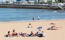 La llegada de un frente frío desplomará los termómetros en Asturias