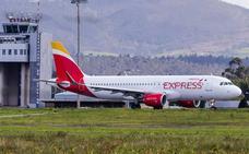Asturias se queda sin el pasaje 'low-cost' a Barajas que ofrecía Iberia Express