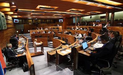 El Parlamento asturiano aprueba reclamar los fondos mineros pendientes