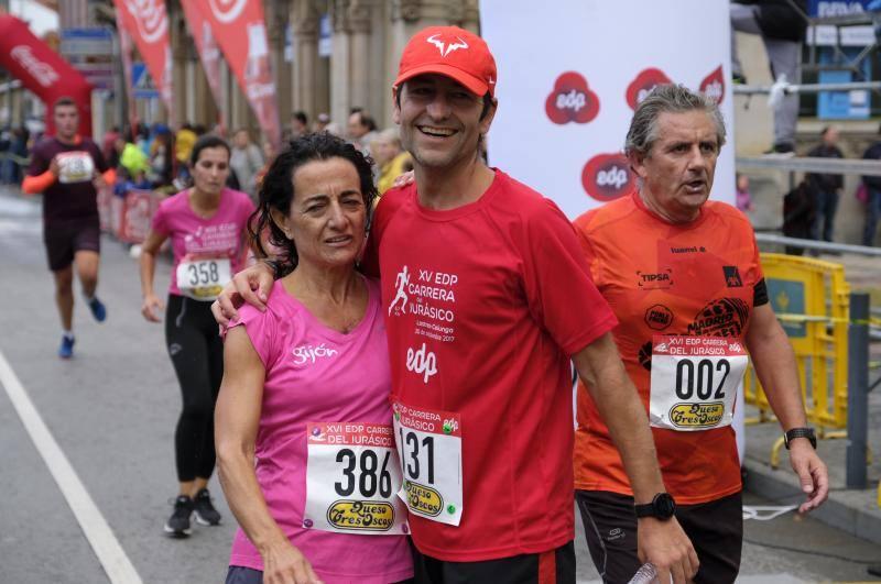Raúl Bengoa se impone en la Carrera Popular del Jurásico