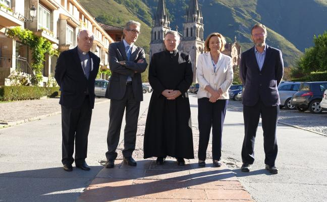 Covadonga, arquitectura del milagro a la revolución