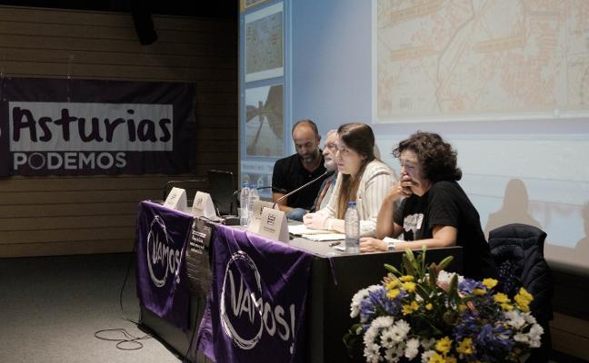 «La pérdida de arena pone en riesgo el Muro», avisa Madiedo