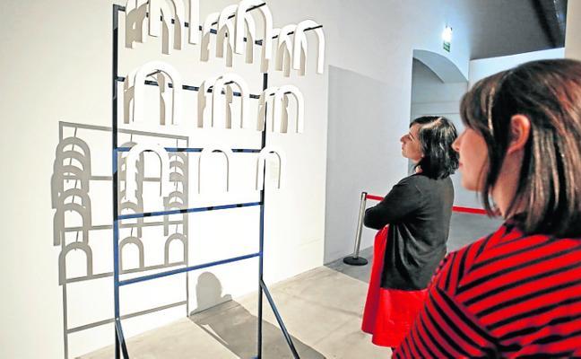 Jóvenes creadores madrileños, en la Laboral