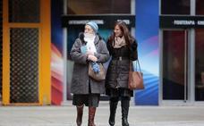 Las temperaturas en Asturias caen hasta diez grados en 24 horas