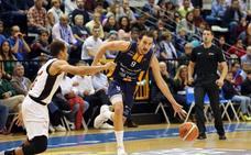El Bilbao Basket amarga el debut del Liberbank Oviedo en Pumarín