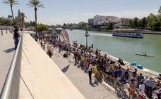 Sevilla ya tiene la barra de tapas más larga del mundo