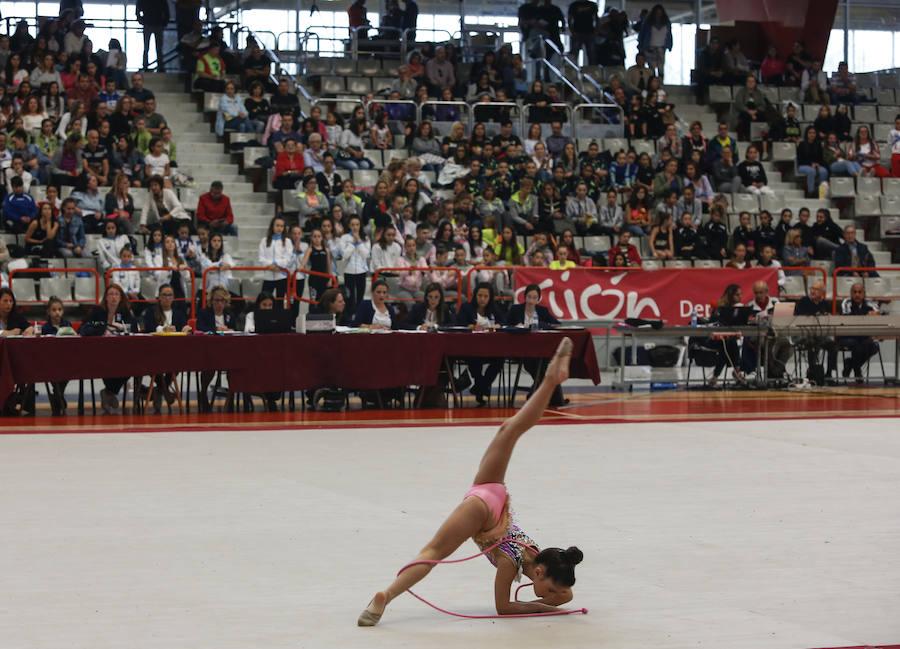 Campeonato de Asturias de gimnasia rítmica