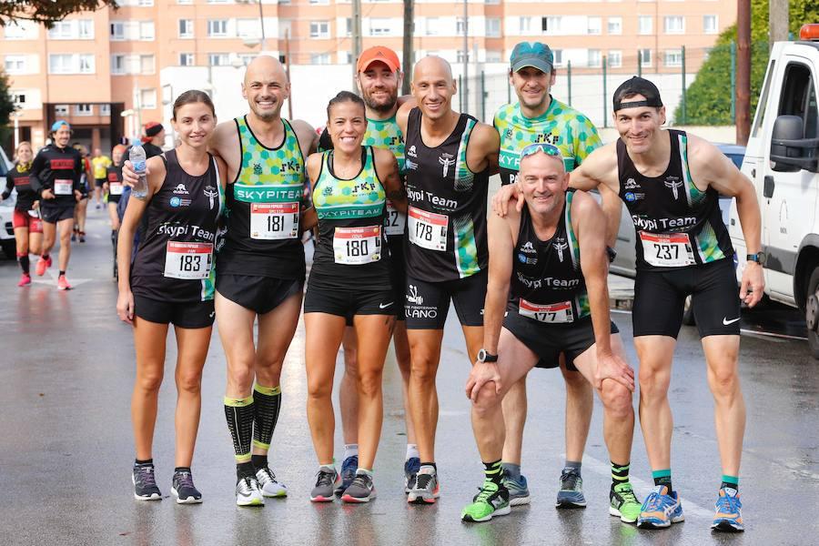 ¿Estuviste en la carrera popular Santa Olaya - Grupo Covadonga? ¡Búscate!