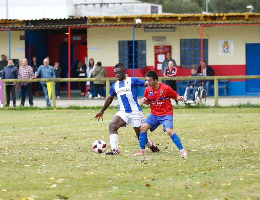 Condal 1 - 0 Real Avilés, en imágenes