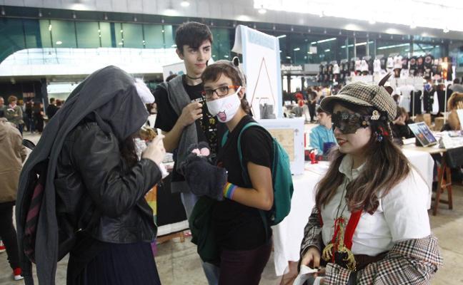 El cosplay triunfa en el salón Manga