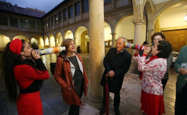 La cultura deslumbra en Oviedo, «colaborativa y multidimensional»
