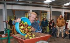 Riosa celebra la cosecha de otoño