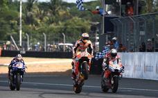 Motegi espera el quinto título en MotoGP de Márquez