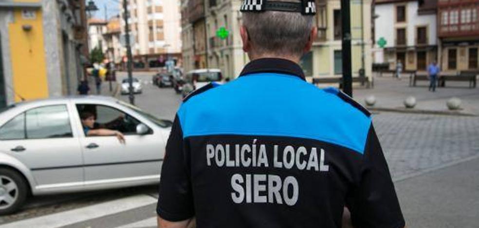 Detienen en Pola de Siero a un joven que conducía un coche robado bajo los efectos de las drogas