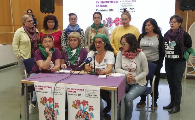 El movimiento feminista llama a «salir todas a la calle el 25N»