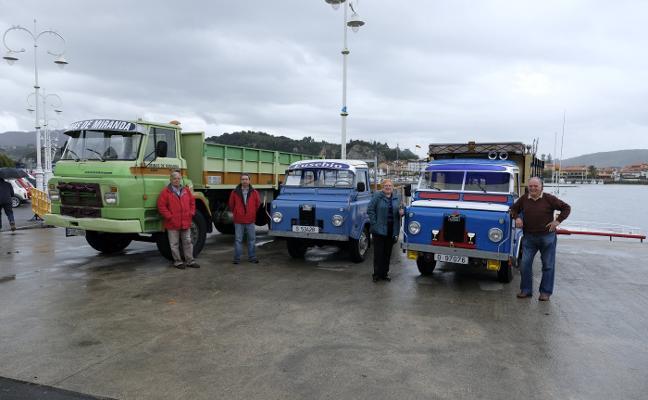 Medio siglo de los camiones 'yeyé'