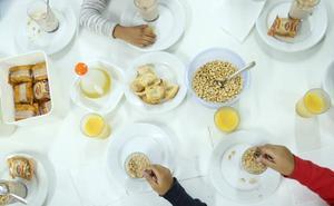 Un informe avala la calidad de los comedores escolares de Oviedo