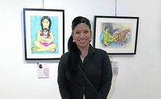 La pintura mexicana exhibe sus colores en Ribadesella