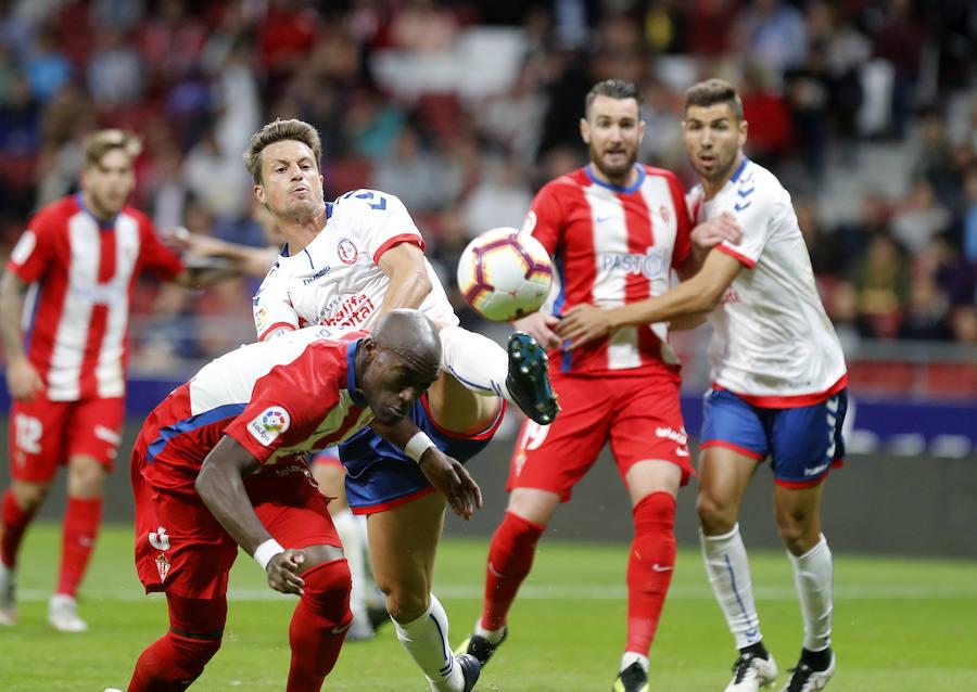 Rayo Majadahonda - Sporting, en imágenes