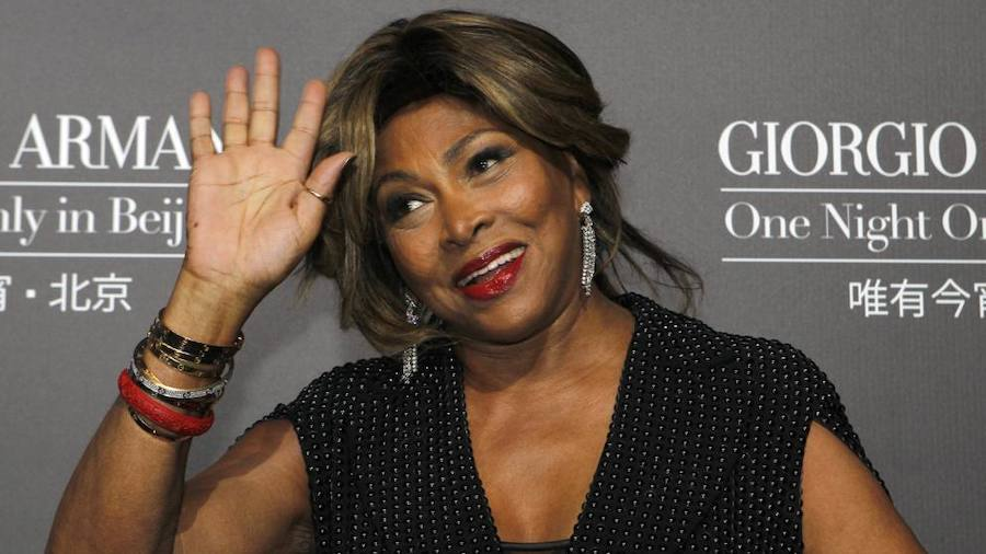Tina Turner revela que su exmarido Ike la llevó a un burdel la noche de bodas
