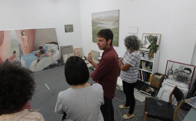 AlNorte se mete en las bambalinas del arte