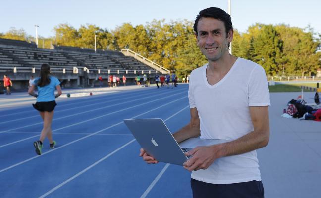 El atletismo y la tecnología corren de la mano en Gijón