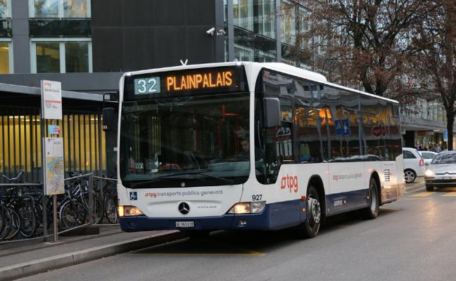 Alsa explotará dos líneas de transporte urbano en Ginebra