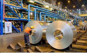 ArcelorMittal reduce las emisiones de humo y el consumo de gas en la línea de galvanizado