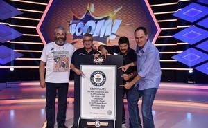 'Los Lobos' hacen historia en 'Boom'