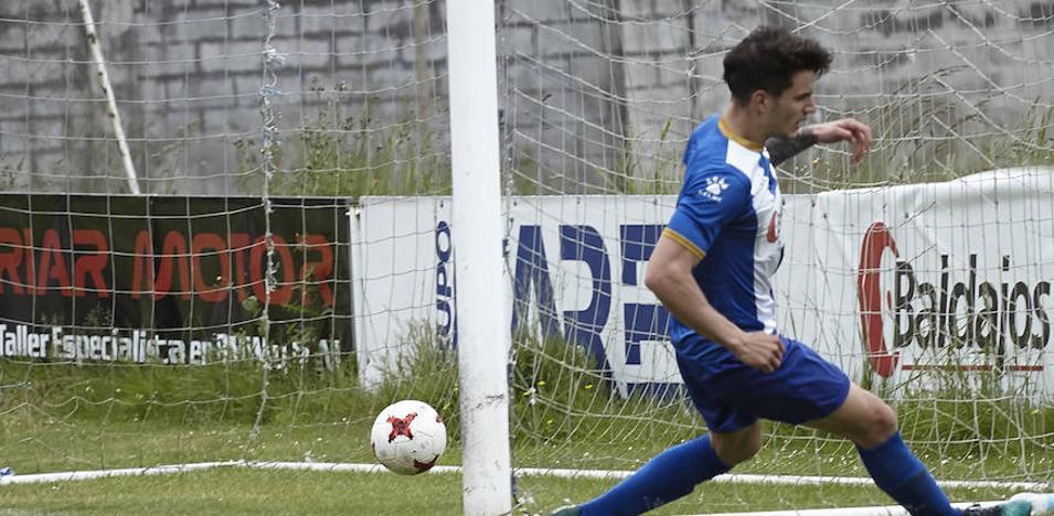 El Real Avilés cae goleado en el Suárez Puerta (0-4)
