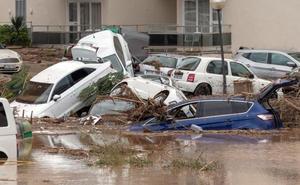 Un «apocalipsis» de lodo y agua mata a diez personas y arrasa el noreste de Mallorca