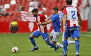 Carmona salva un punto en el último suspiro (Sporting 1-1 Reus)