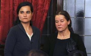 Triana y Montserrat, asesinas de Isabel Carrasco, ya están en la cárcel de Asturias